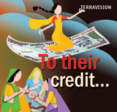 TERRAVISION: To their credit (English)