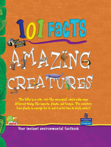101 Facts: Amazing Creatures