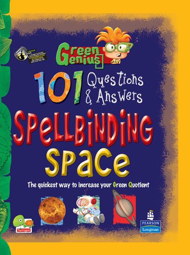 Green Genius's 101 Questions and Answers: Spellbinding Space