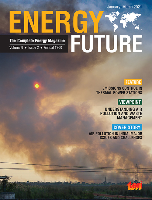 Energy Future: the complete energy magazine