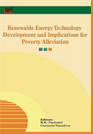 Renewable energy technology development and implications for poverty alleviation