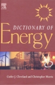 Dictionary of Energy: Indian Edition